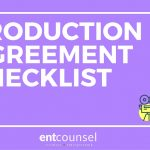 TV & Film Production Legal Advice Services Checklist for Producers