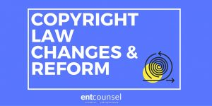 Copyright Laws Changes