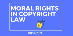 Moral Rights in Copyright Law