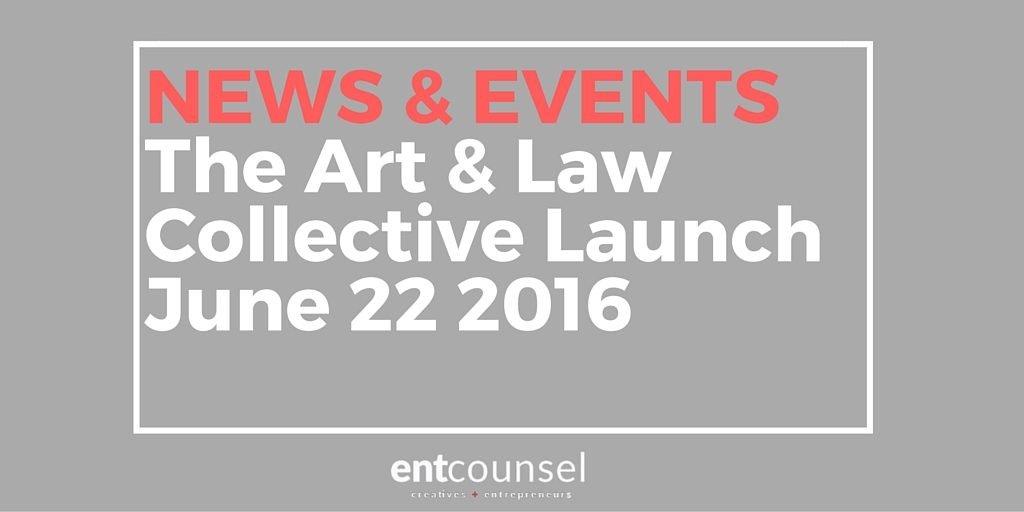 Art Law Collective Launch Event