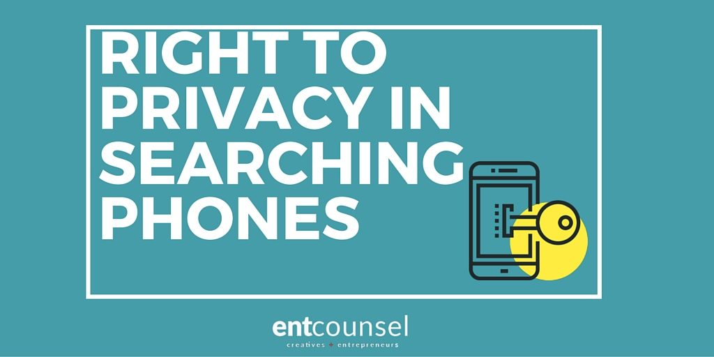 Searching Mobile Phones Without a Warrant