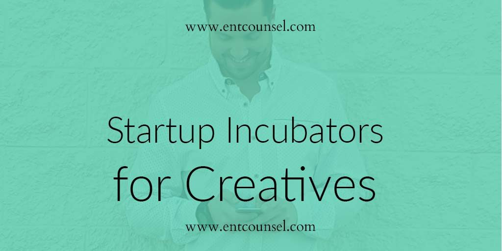 Startup Incubator for Creatives