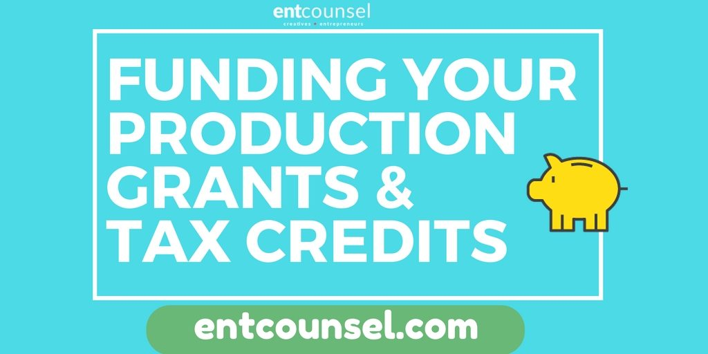 Funding Your Production