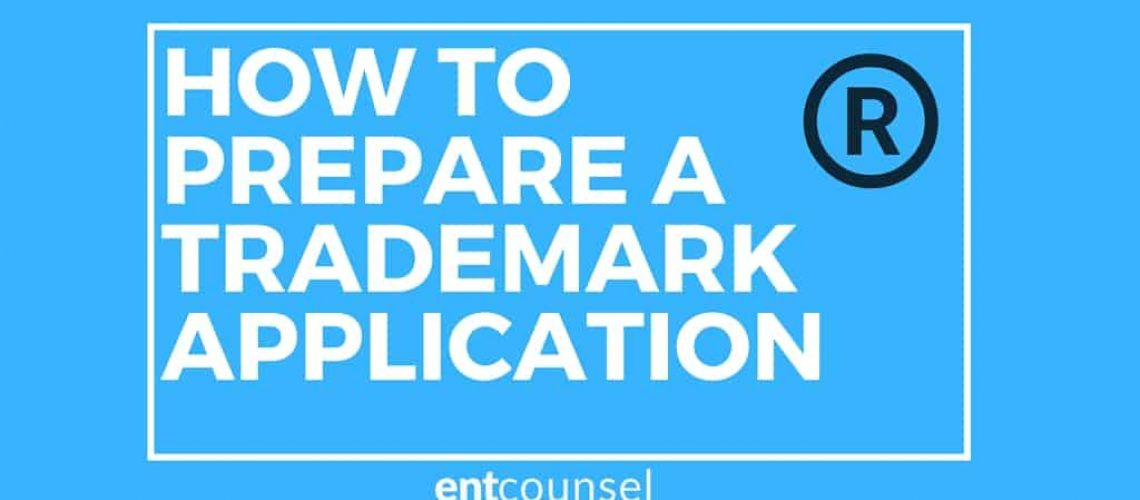 Completing the Trademark Application Process