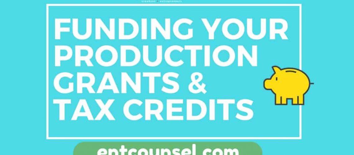 Digital Media Grants & Tax Credits (3)