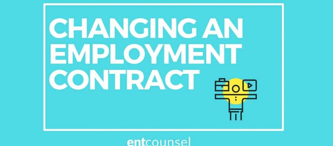 EMPLOYMENT CONTRACTS FOR STARTUPS